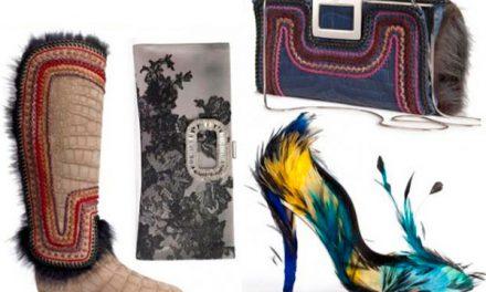 Roger Vivier presenta nueva colección: Rendez Vous