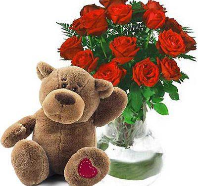 Ideas para San Valentín: Rosas rojas