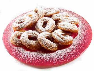 La receta del día: Rosquillas fritas de anís