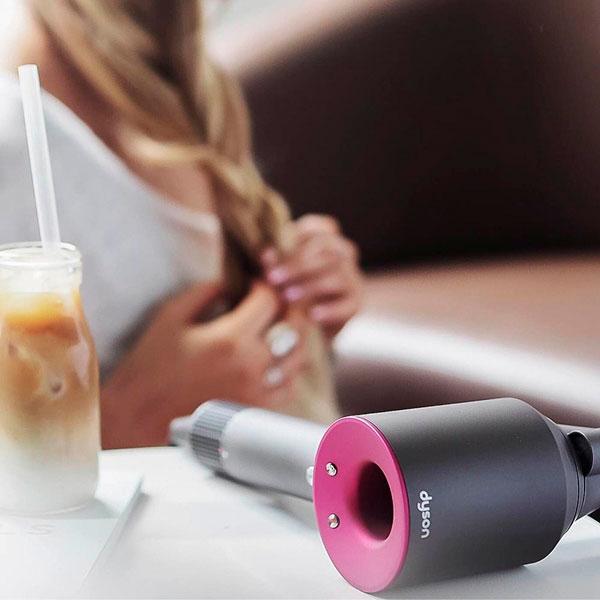 Por fin un secador de pelo que no lo daña: Dyson Supersonic™