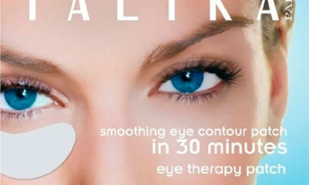 El secreto de los celebrities para el contorno de ojos, Eye Therapy Patch de Talika
