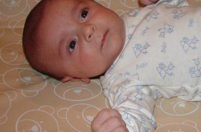 Desarrollo del bebé: Dos meses