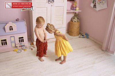 La sexualidad infantil