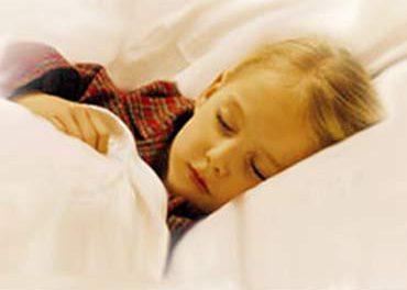 La siesta de los niños es beneficiosa