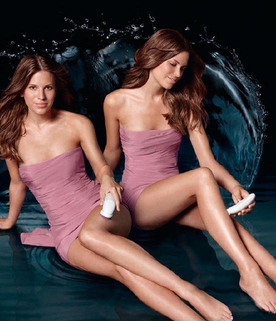 Silk-épil 7 SkinSpa, piel más suave y sin vello durante 4 semanas