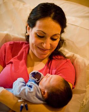 Una nueva prueba para detectar el síndrome de Down durante el embarazo