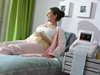 Atención a los síntomas de parto