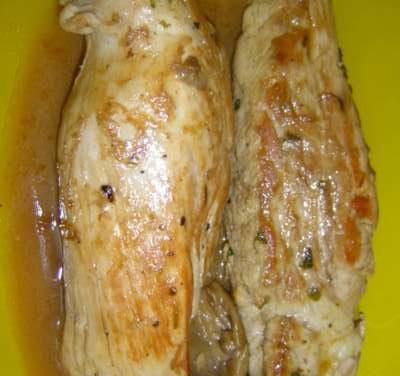 La receta del día: Solomillos con ciruelas