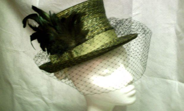 Sombreros y tocados de Concha López
