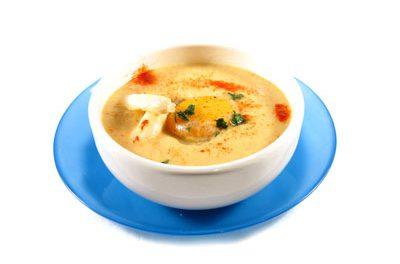 La receta del día: Sopa de espárragos
