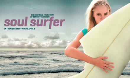 Soul Surfer, mi recomendación para ver en familia