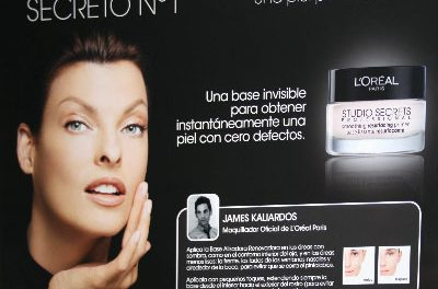 Studio Secrets de L'Oréal: Secreto número 1 (Parte I)
