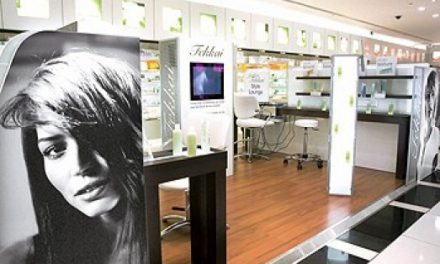 Style Lounge Frederic Fekkai en exclusiva en Sephora Triangle