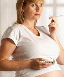 Tratamientos de belleza gratis para las embarazadas que dejen de fumar