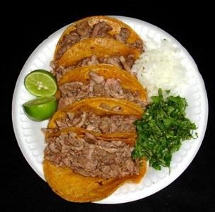 La receta del día: Tacos