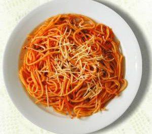 La receta del día: Tallarines a la italiana