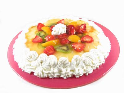 La receta del día: Tarta de frutas