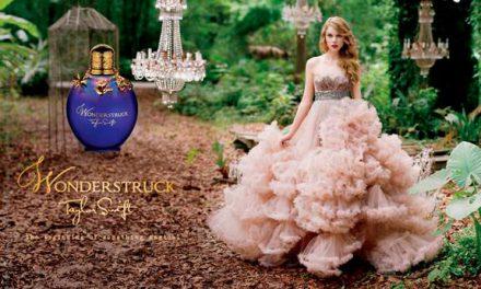 Taylor Swift lanza Wonderstruck, su nuevo perfume