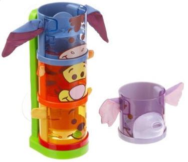 Fisher Price: tazas para los baños divertidas