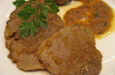 La receta del día: Asado de ternera a la mostaza