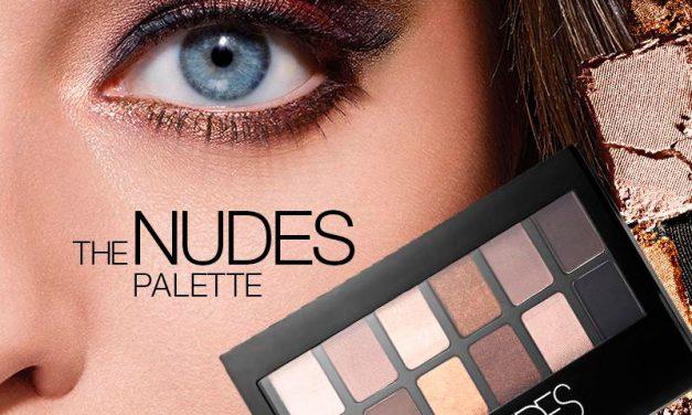 The Nudes, Nueva paleta de Maybelline