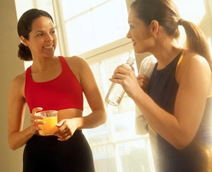 ¿Sabías que es suficiente una leve deshidratación para que nuestro rendimiento baje?