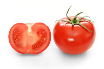 La receta del día: Tomates rellenos con arroz y zanahorias