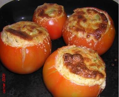 La receta del día: Tomates rellenos