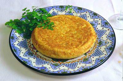La receta del día: Tortilla española con cebolla