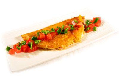 La receta del día: Tortilla de atún en conserva con quesito