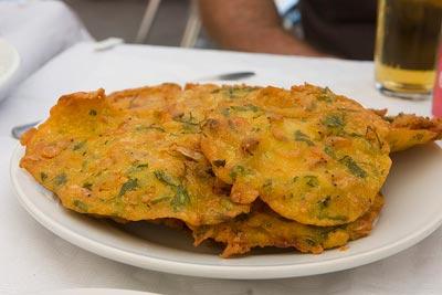 La receta del día: Tortillitas de camarones