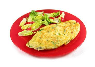 La receta del día: Tortilla de bacalao