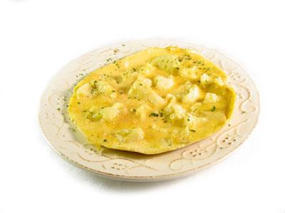 La receta del día: Tortilla de coliflor