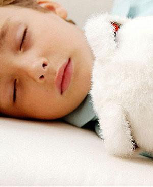 Cerca del 30% de los niños padecen trastornos del sueño por estrés u obesidad