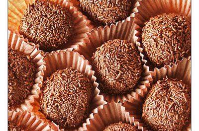 La receta del día: Trufas de chocolate