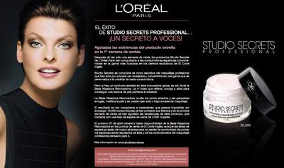El éxito de Studio Secrets Professional…¡Un secreto a voces!