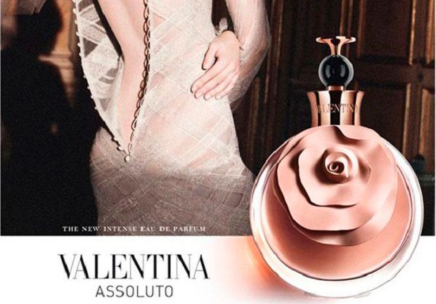 Valentina Assoluto, un perfume de alta costura