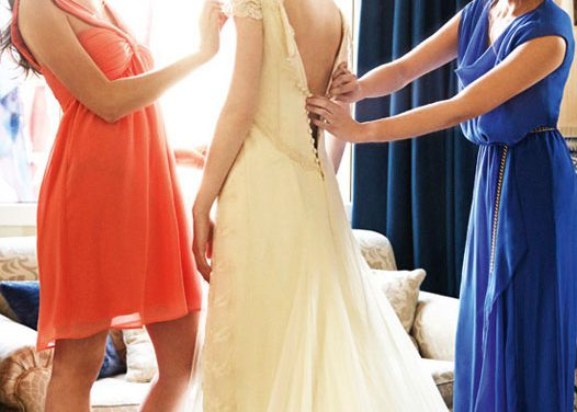 Vestidos para bodas y celebraciones de Poéte