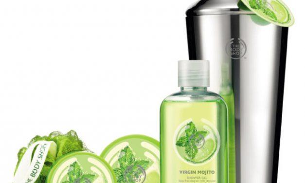 Virgin Mojito: el cóctel para la piel de The Body Shop