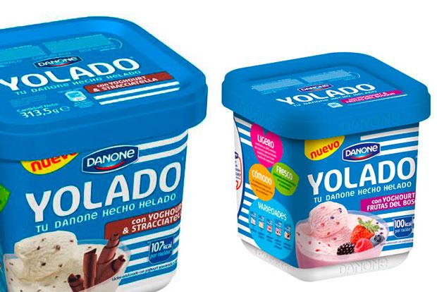 Hemos probado Yolado, el yoghourt helado