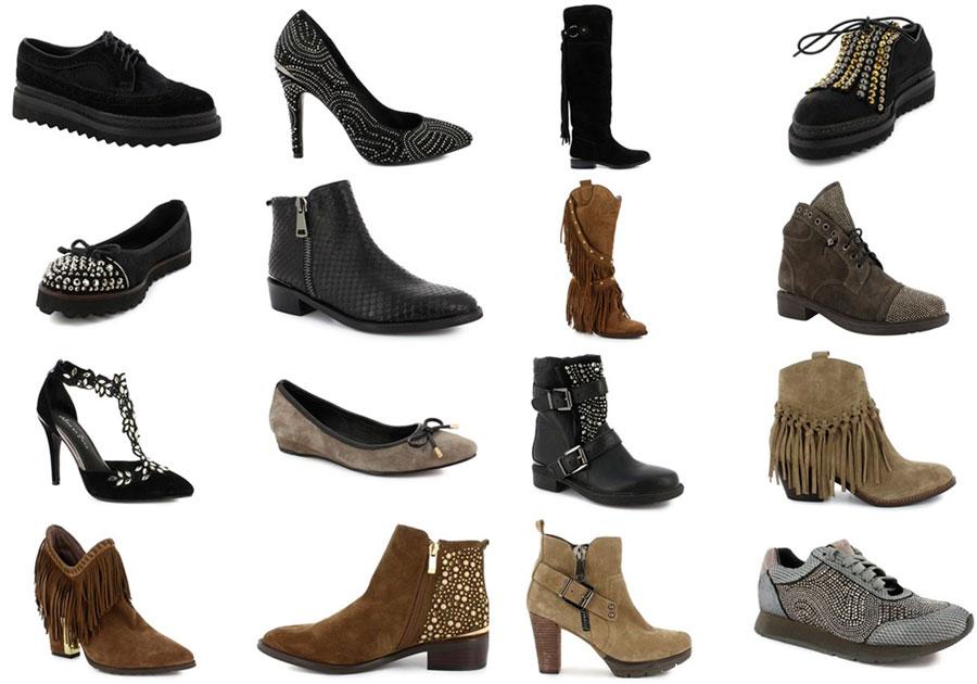 Trastorno Estadísticas Acuoso  Zapatos Alma en Pena, colección Otoño-Invierno 2016 - MujerGlobal