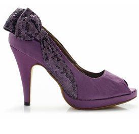 Zapatos de capricho para fiesta