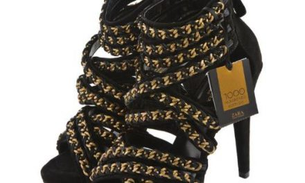 Aquí están las sandalias de edición limitada de Zara