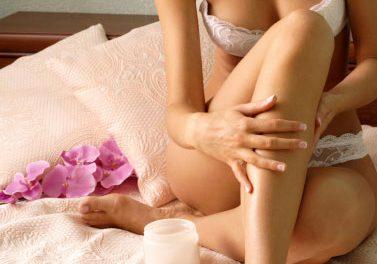 Las zonas de la piel más desatendidas