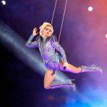 Marc Jacobs fue el encargado del maquillaje de Lady Gaga en la Super Bowl