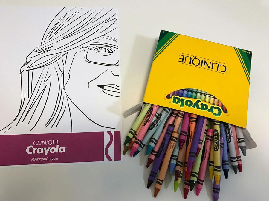 La cera de Crayola se convierte en el nuevo Chubby Stick de Clinique ...