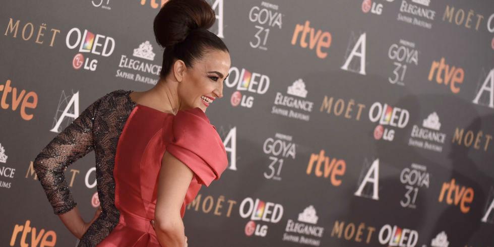 Las 5 peor vestidas de los Goya
