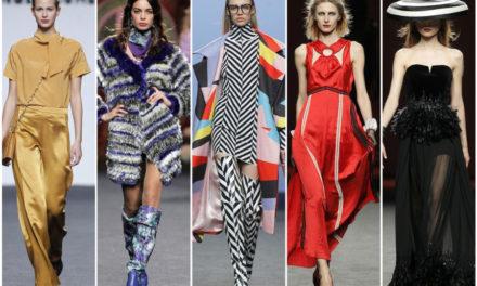 Tendencias que hemos visto en la Mercedes Benz Fashion Week Madrid para el próximo otoño-invierno
