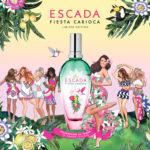 Escada Fiesta Carioca, la fragancia del verano