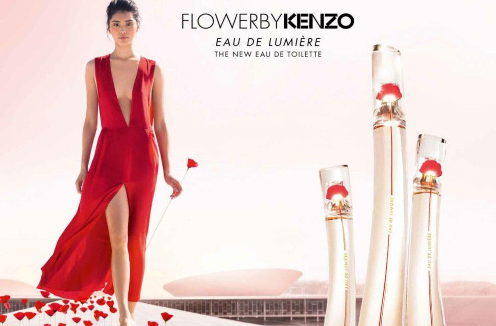 Una fragancia llena de energía, Flower by Kenzo Eau de Lumiére